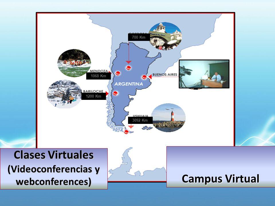 Clases Virtuales (Videoconferencias y webconferences)