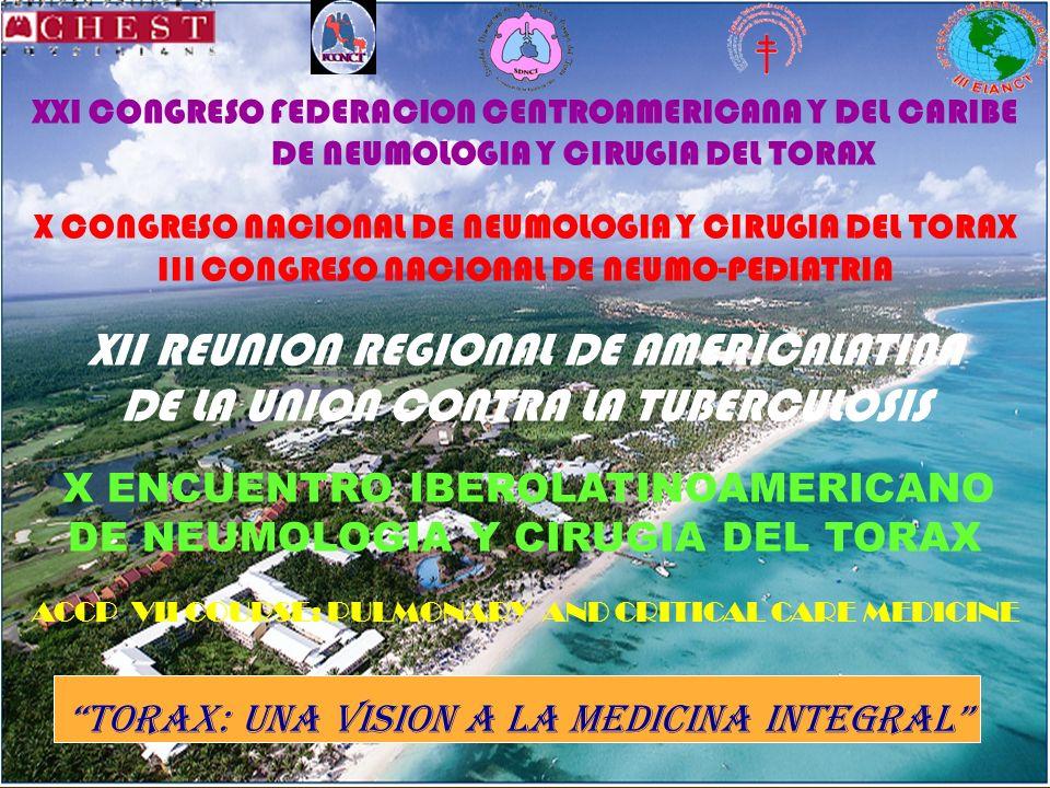 XXI CONGRESO FEDERACION CENTROAMERICANA Y DEL CARIBE