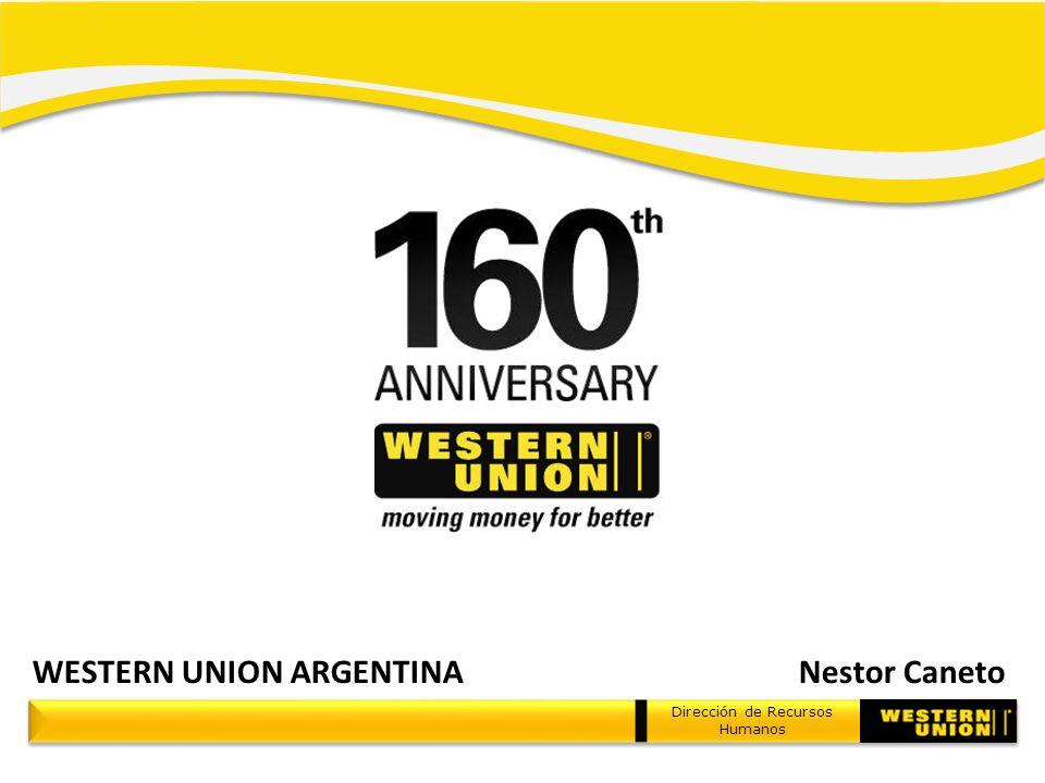 WESTERN UNION ARGENTINA Nestor Caneto