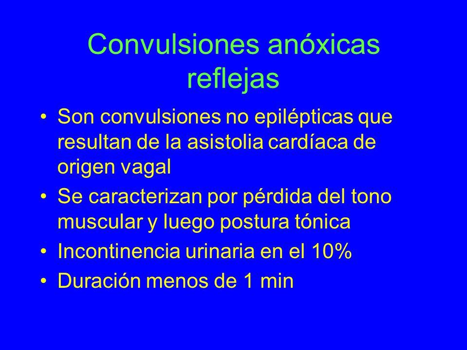 Convulsiones anóxicas reflejas