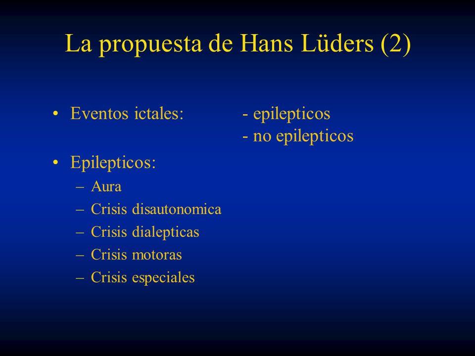 La propuesta de Hans Lüders (2)