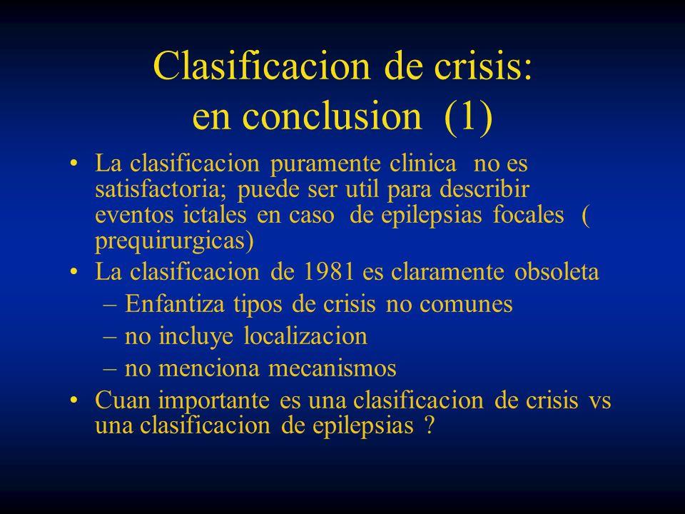Clasificacion de crisis: en conclusion (1)