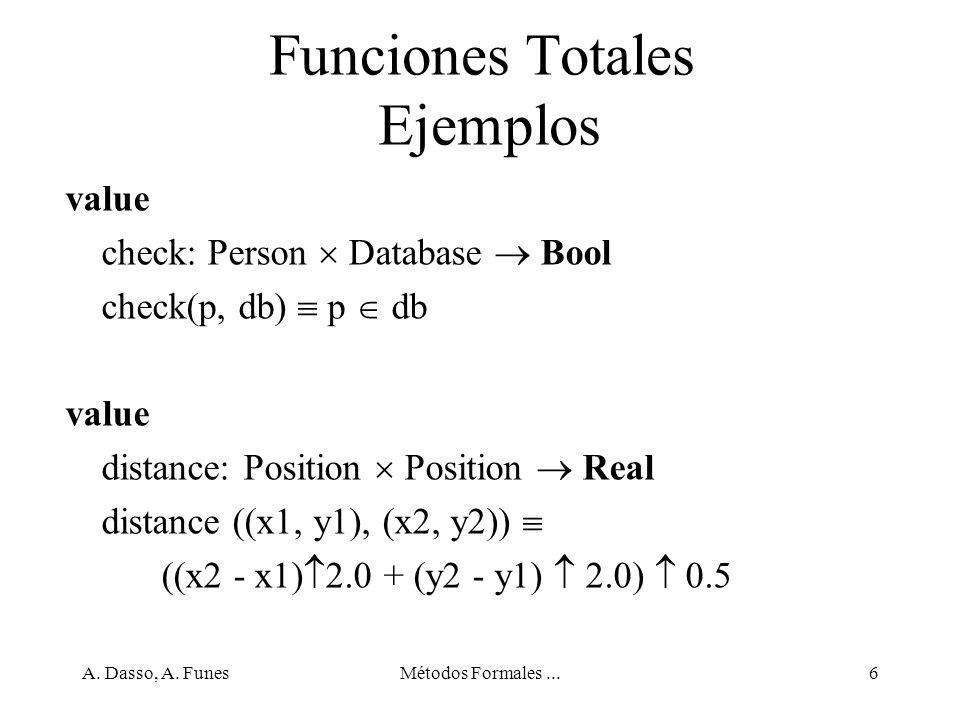 Funciones Totales Ejemplos