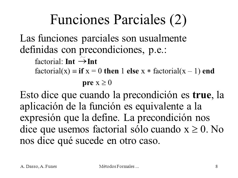 Funciones Parciales (2)