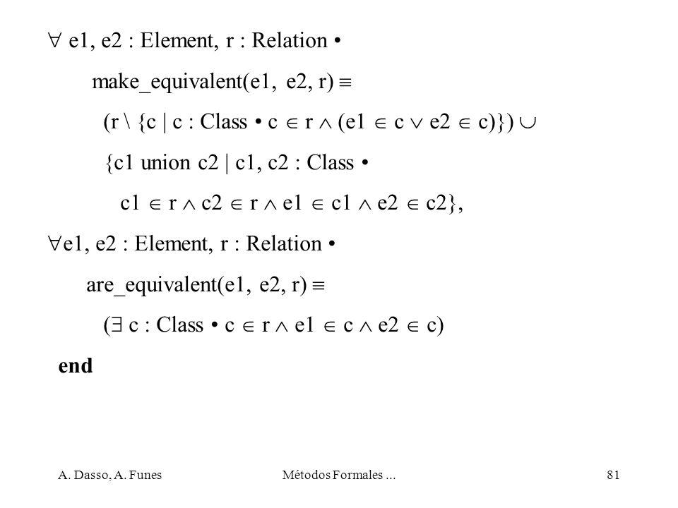  e1, e2 : Element, r : Relation • make_equivalent(e1, e2, r) 