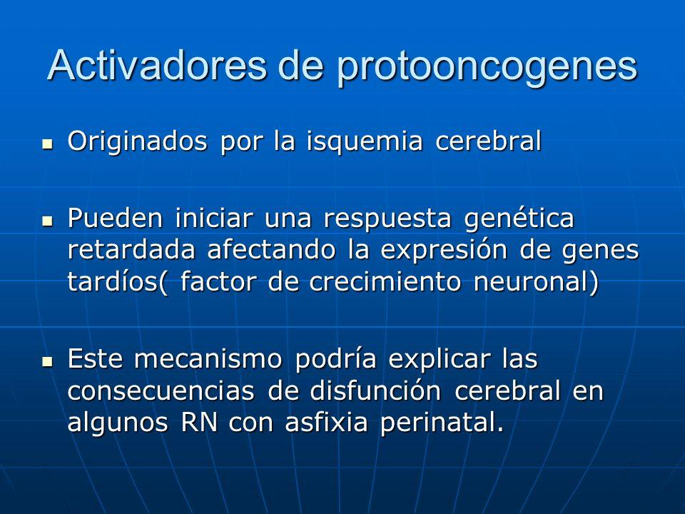 Activadores de protooncogenes