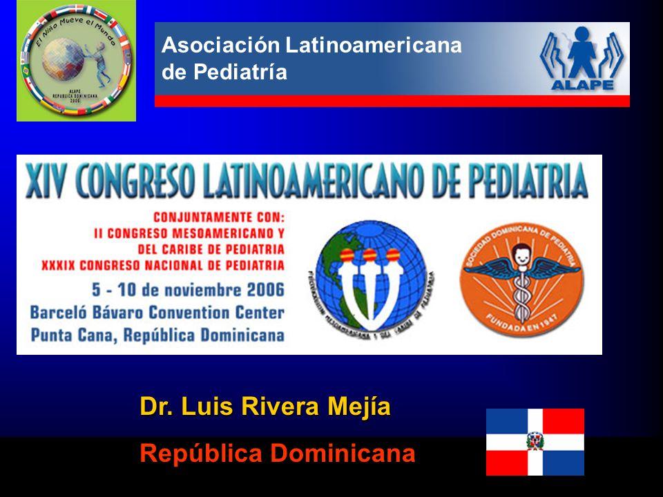 Dr. Luis Rivera Mejía República Dominicana