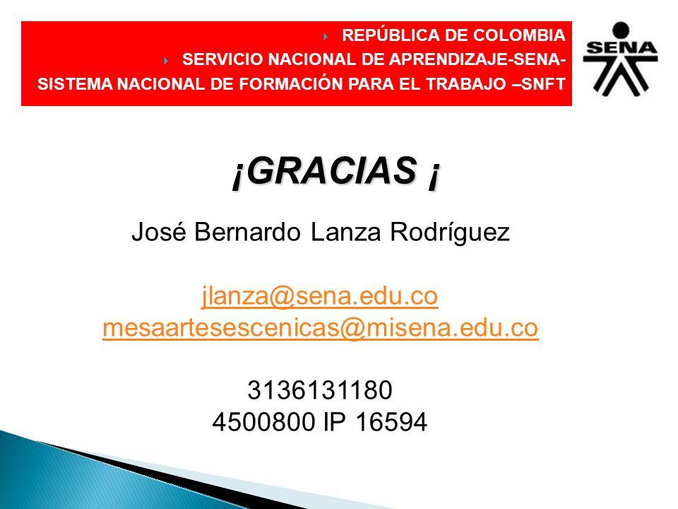 José Bernardo Lanza Rodríguez