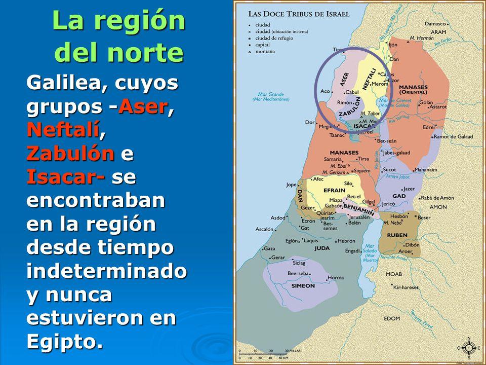 La región del norte