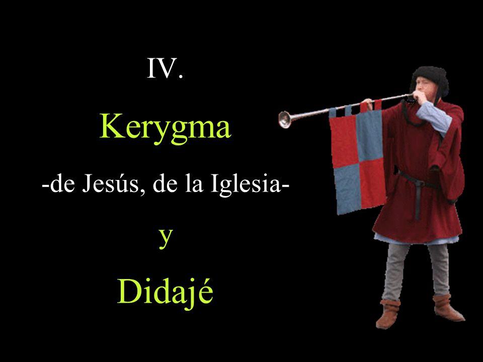 -de Jesús, de la Iglesia-