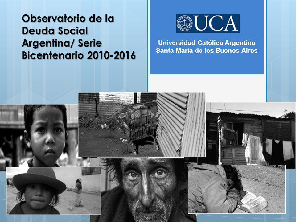 Universidad Católica Argentina Santa María de los Buenos Aires