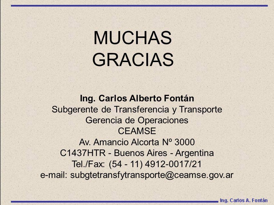 Ing. Carlos Alberto Fontán