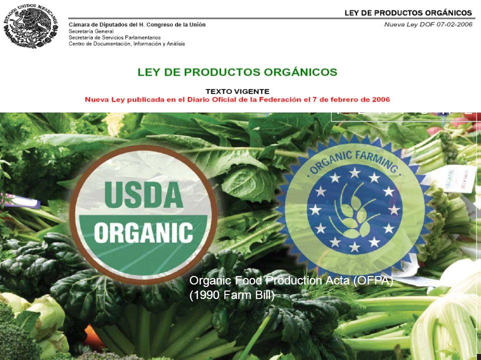 Organic Food Production Acta (OFPA)