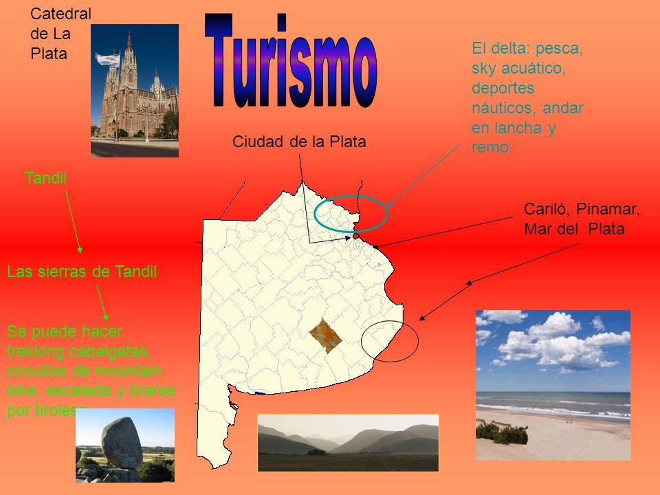 Turismo Catedral de La Plata