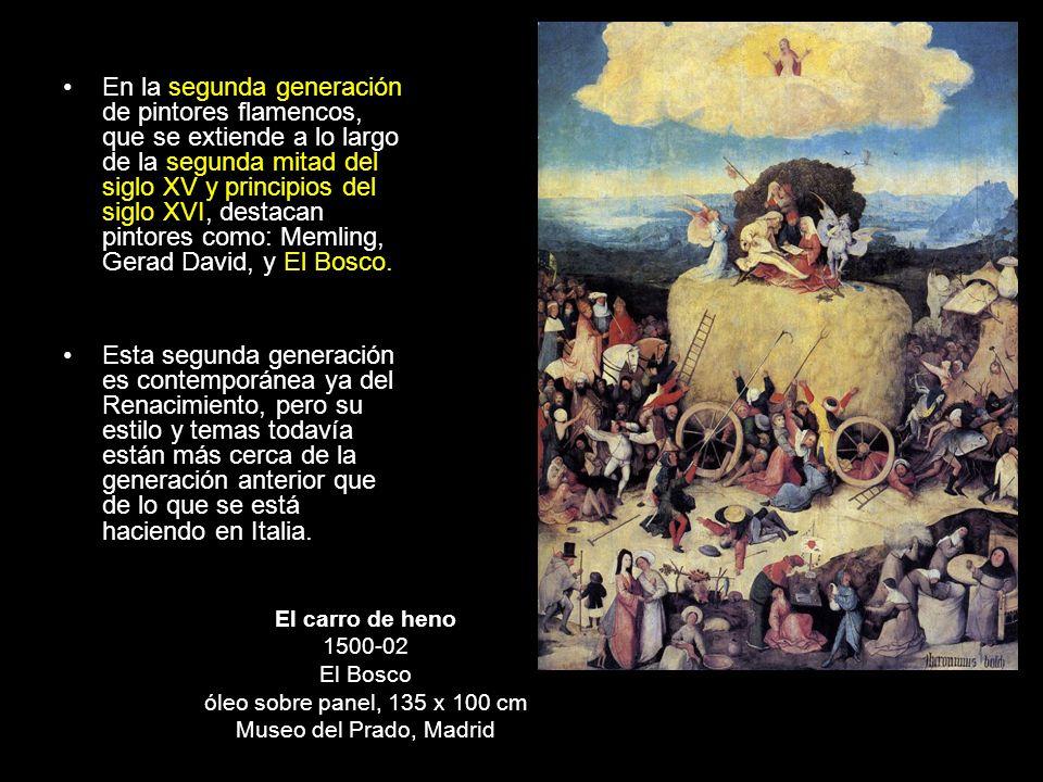 óleo sobre panel, 135 x 100 cm Museo del Prado, Madrid