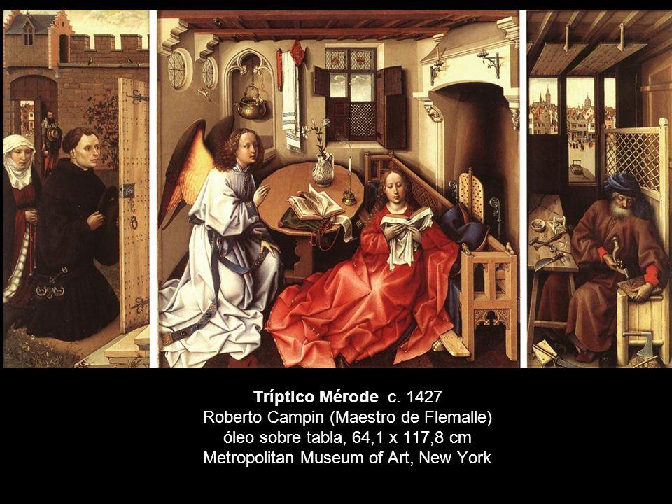 Tríptico Mérode c.