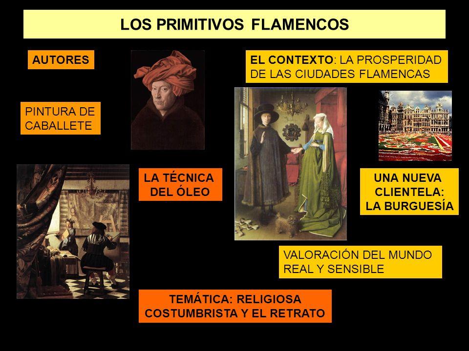 LOS PRIMITIVOS FLAMENCOS
