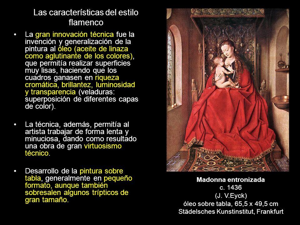 Las características del estilo flamenco