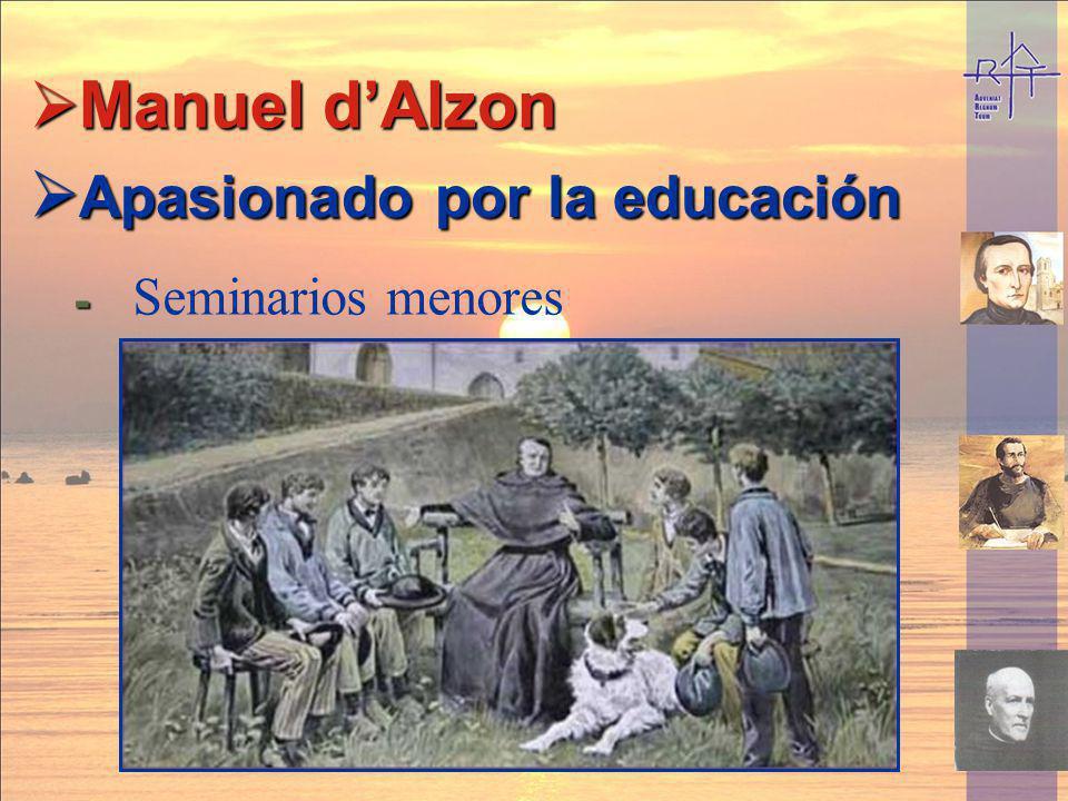 Apasionado por la educación