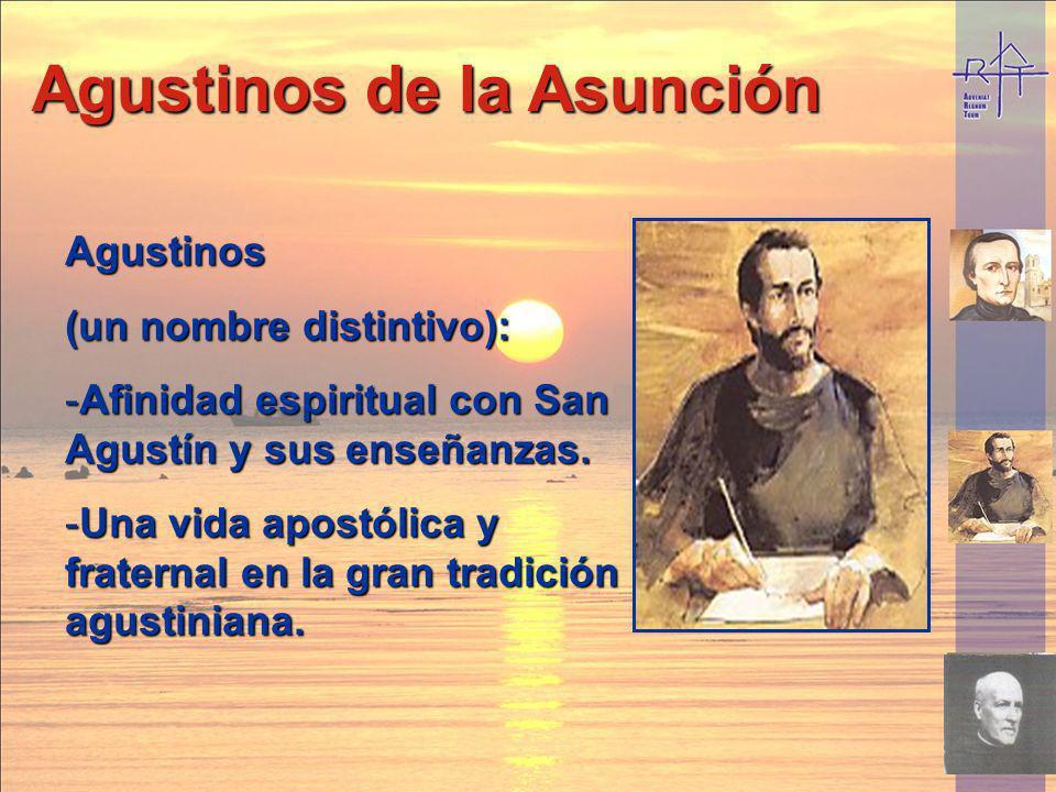 Agustinos de la Asunción