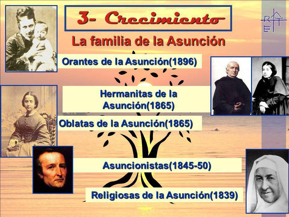 La familia de la Asunción