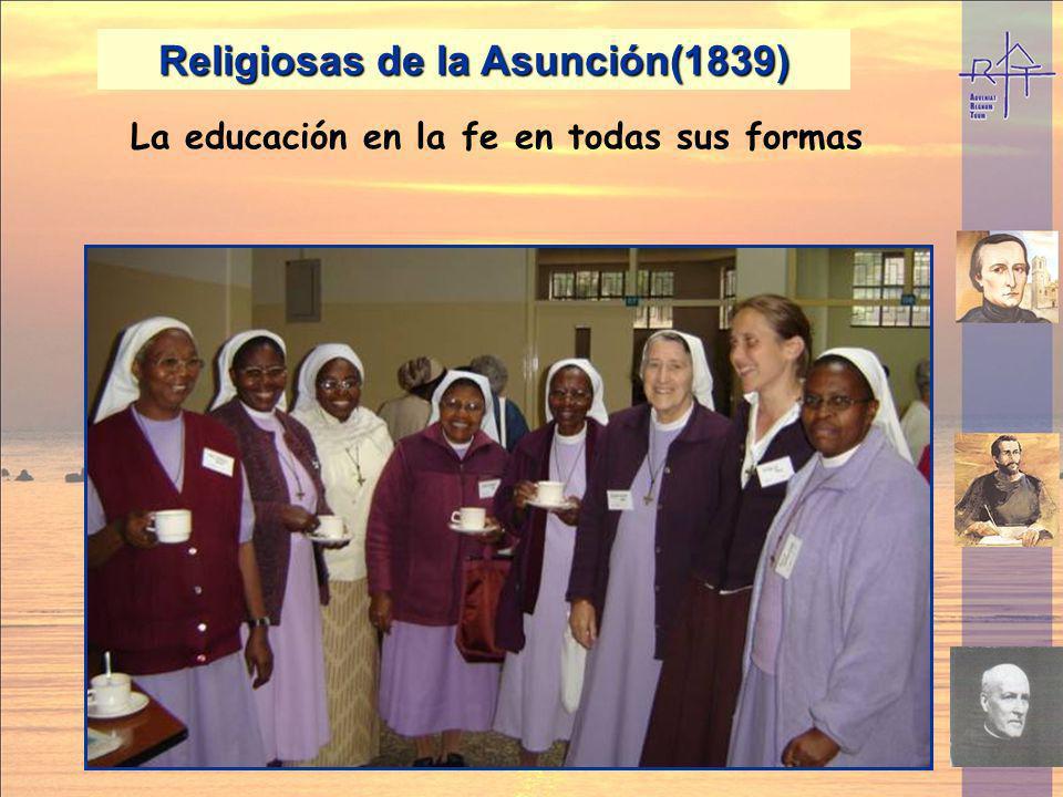 Religiosas de la Asunción(1839)