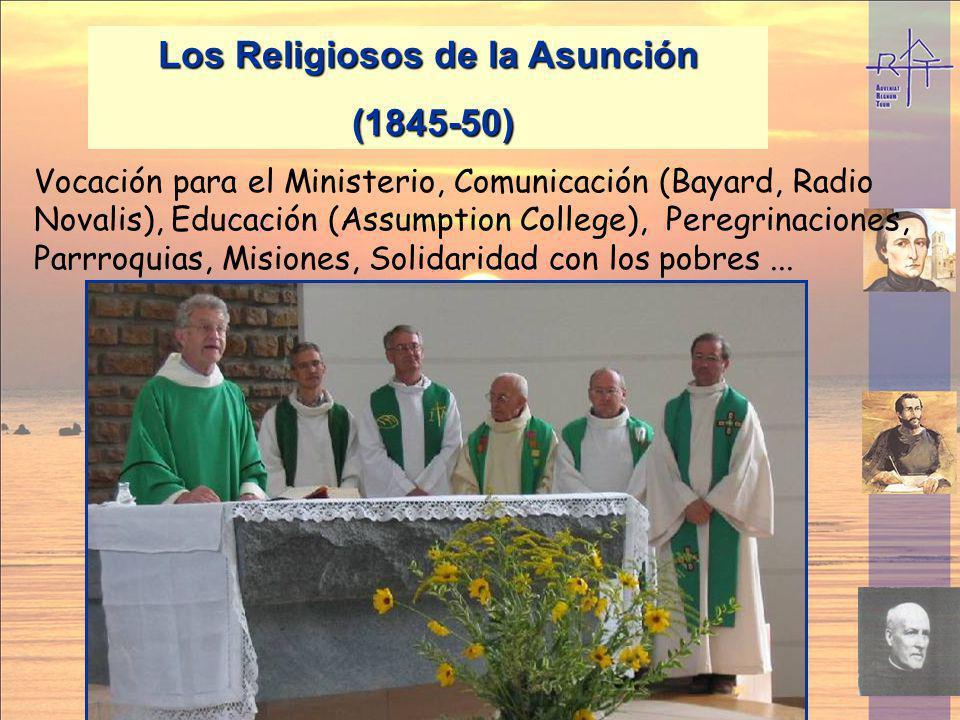 Los Religiosos de la Asunción