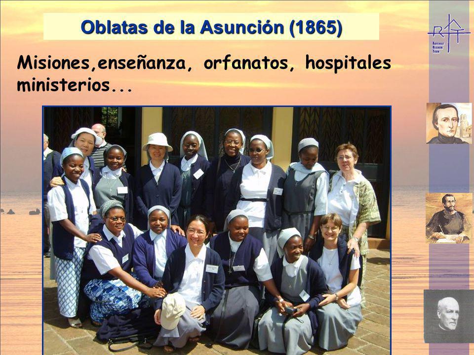 Oblatas de la Asunción (1865)