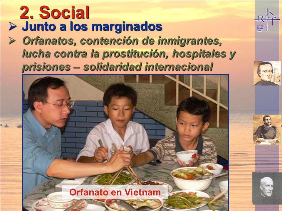 Asistencia a inmigrantes