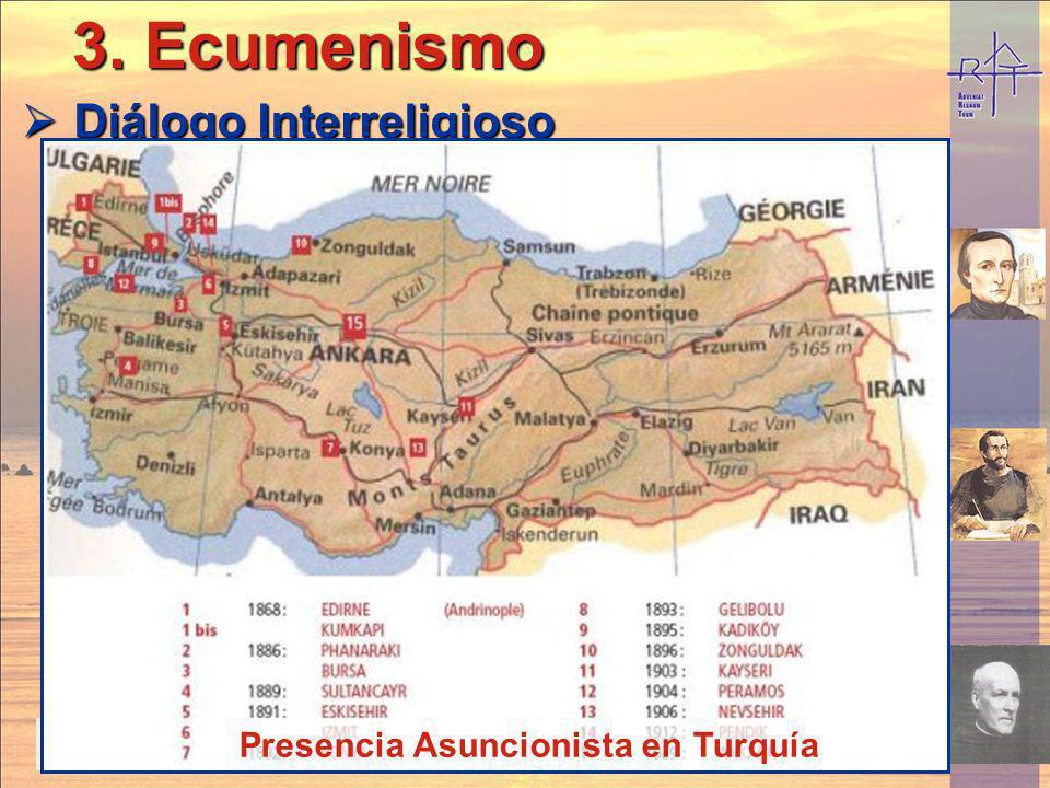 3. Ecumenismo Diálogo Interreligioso