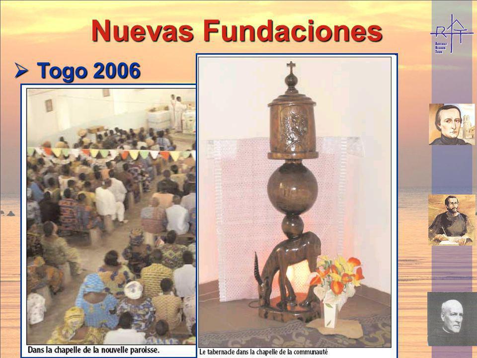 Nuevas Fundaciones Togo 2006