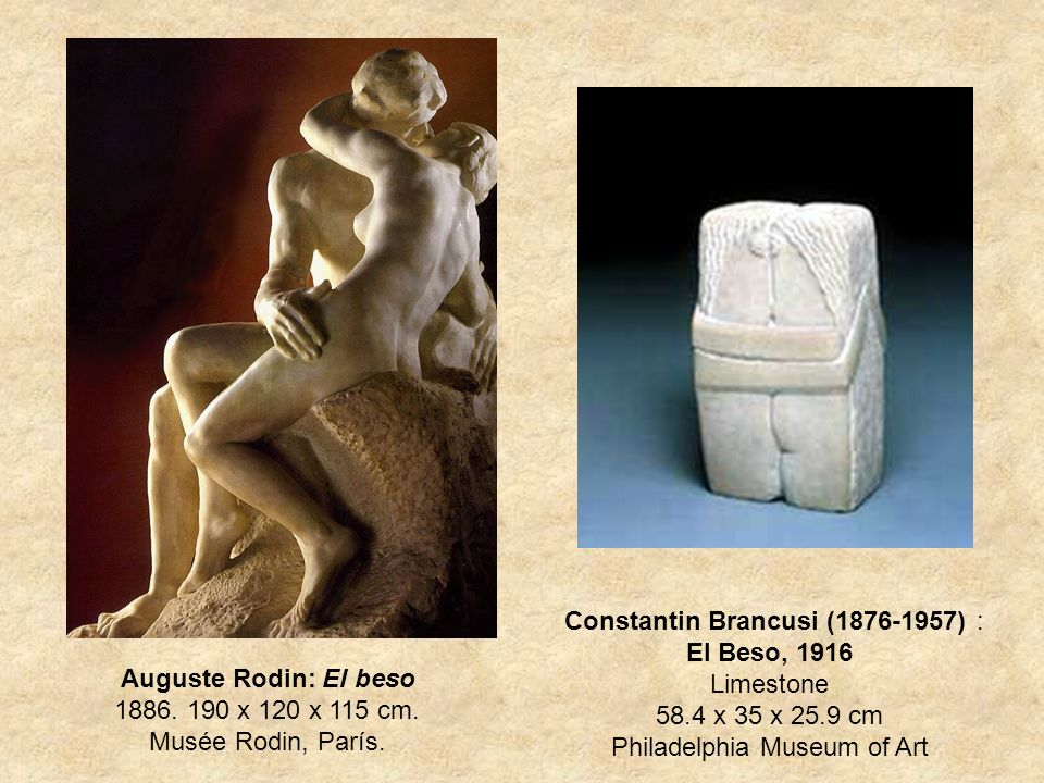 Constantin Brancusi (1876-1957) :