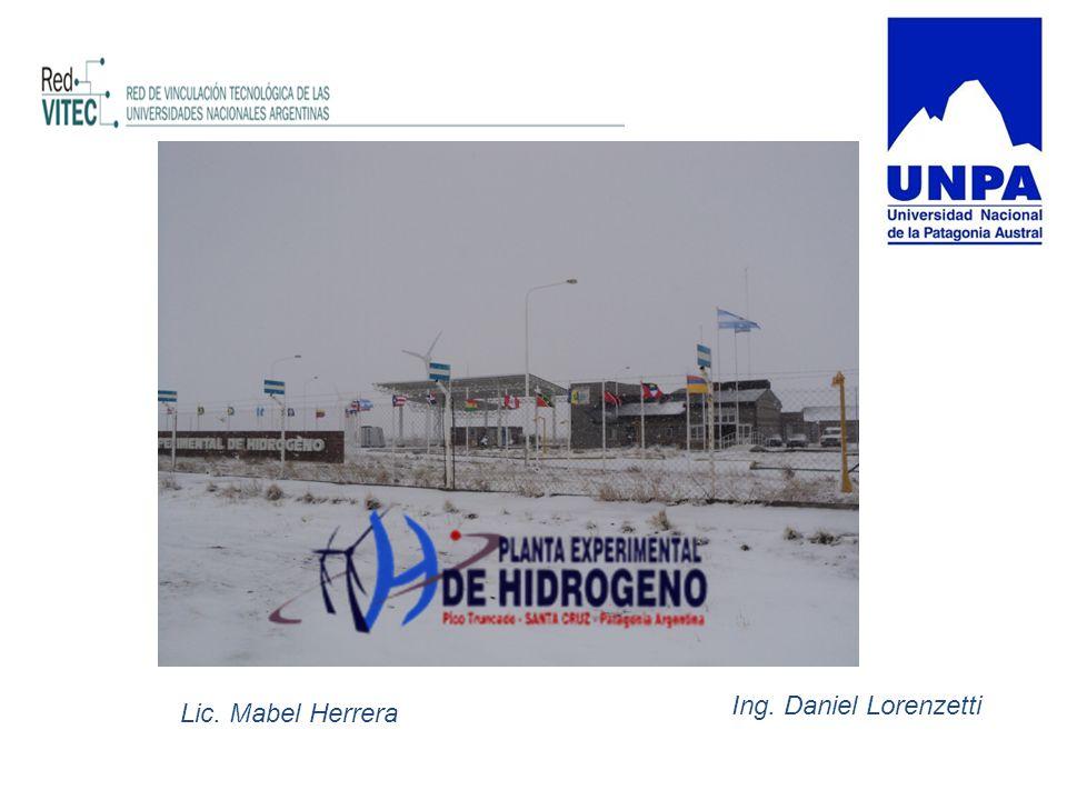 Ing. Daniel Lorenzetti Lic. Mabel Herrera