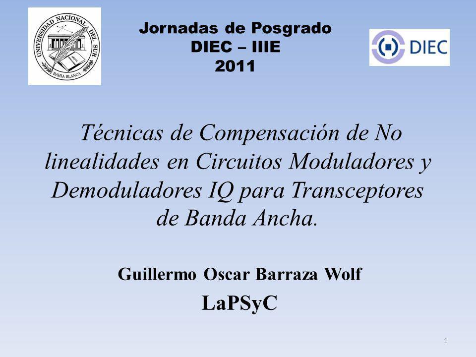 Guillermo Oscar Barraza Wolf LaPSyC