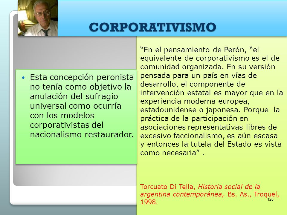 CORPORATIVISMO
