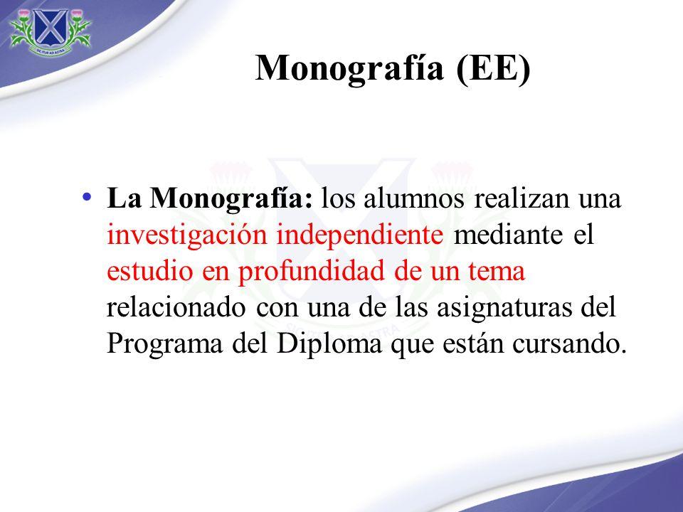 Monografía (EE)