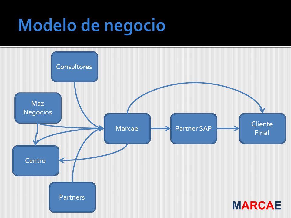 Modelo de negocio MARCAE Consultores Maz Negocios Marcae Marcae