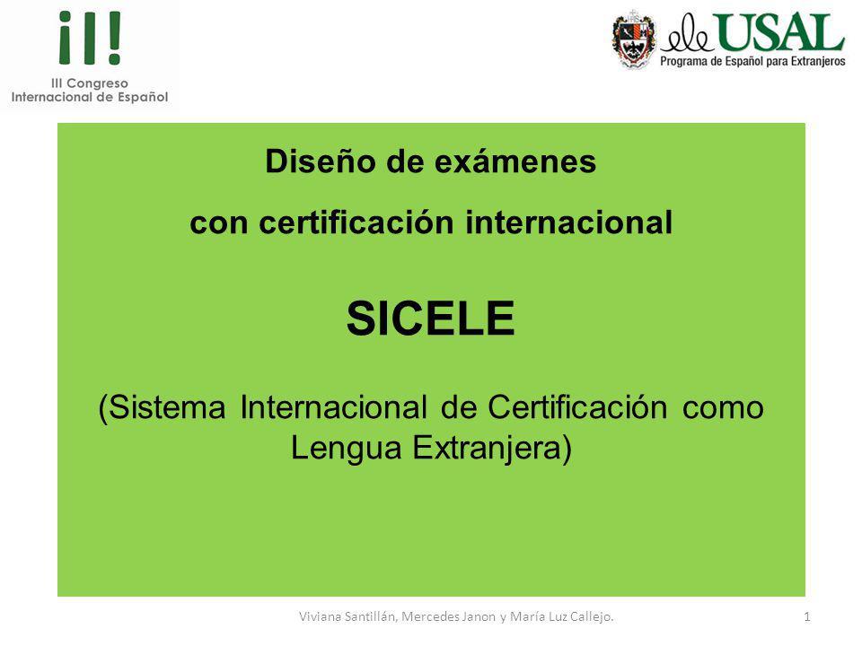 con certificación internacional