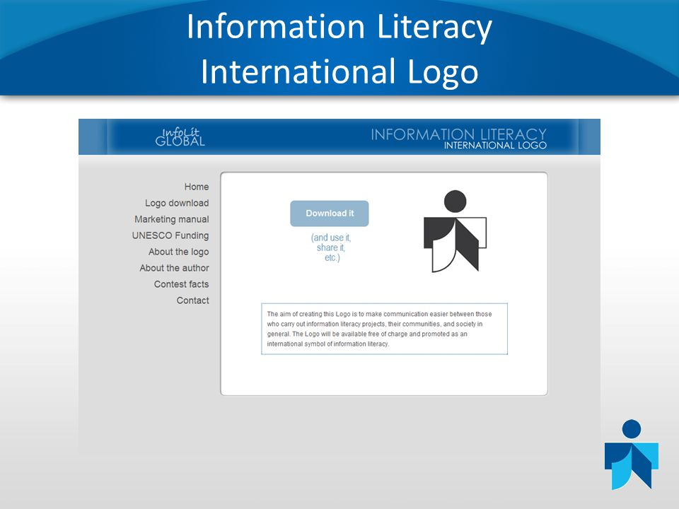 Information Literacy International Logo