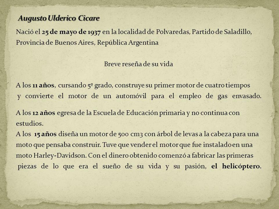 Augusto Ulderico Cicare