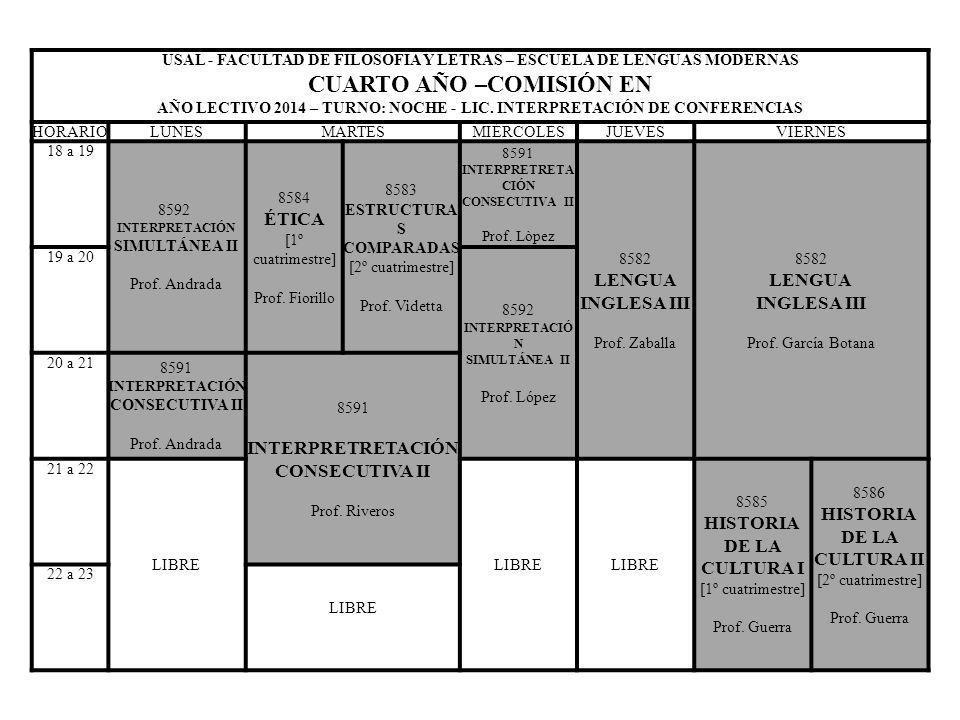 ÉTICA LENGUA INGLESA III LENGUA INGLESA III HISTORIA DE LA CULTURA I