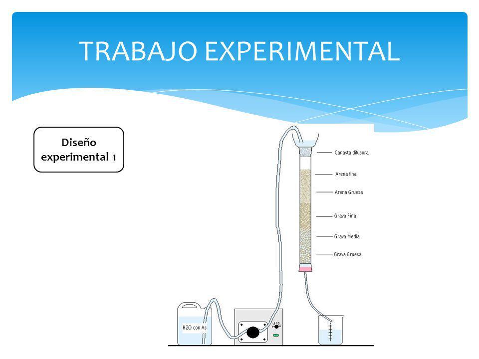 TRABAJO EXPERIMENTAL Diseño experimental 1