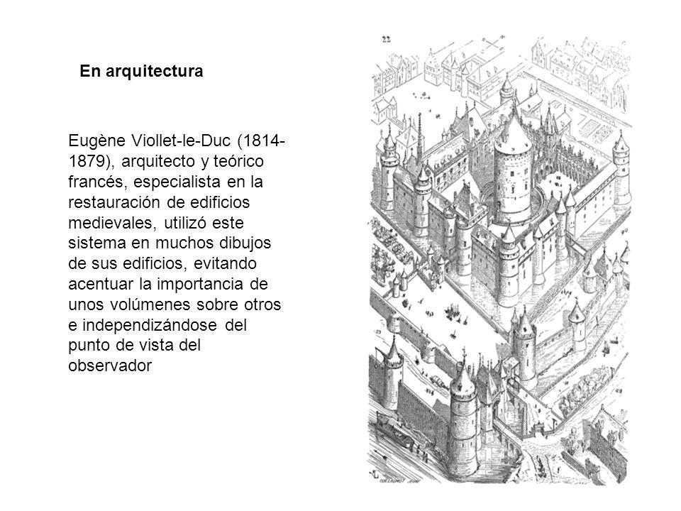 En arquitectura