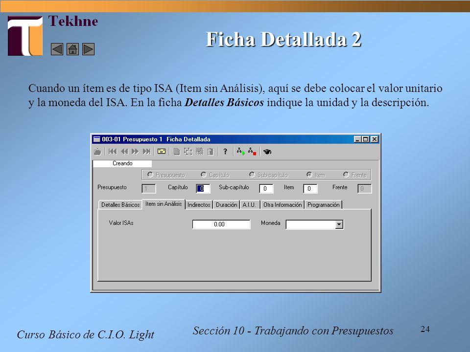 Ficha Detallada 2