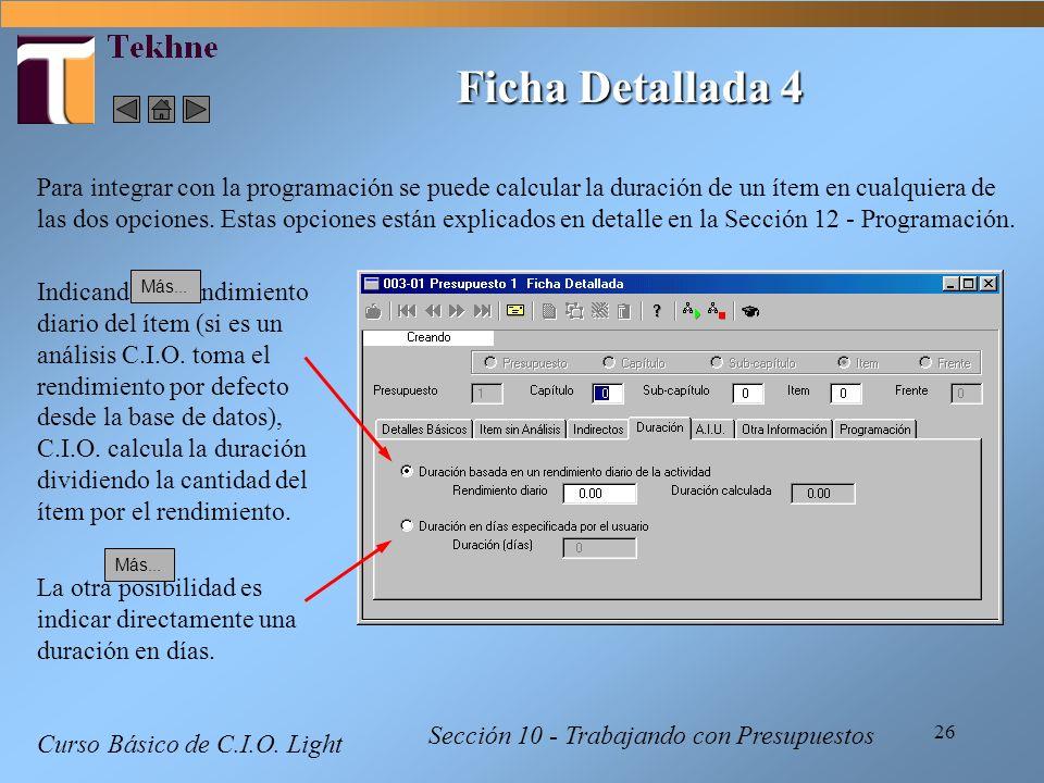 Ficha Detallada 4