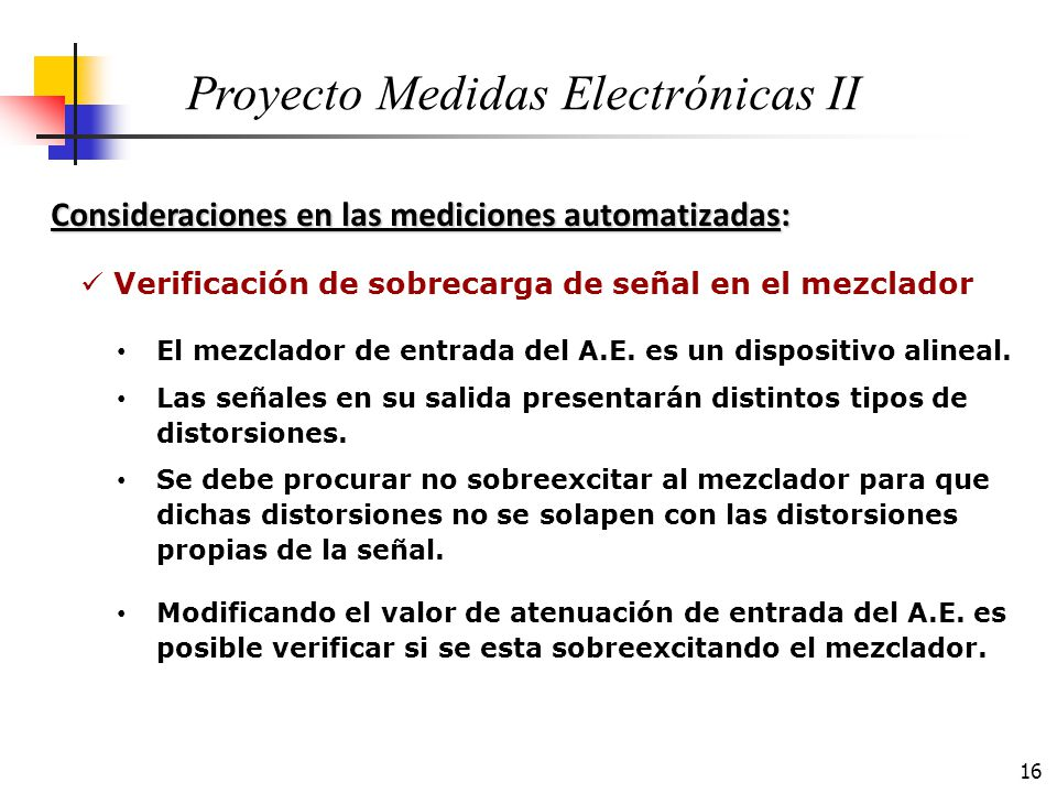 Proyecto Medidas Electrónicas II