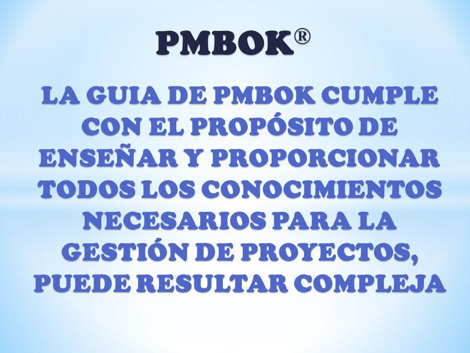 PMBOK®