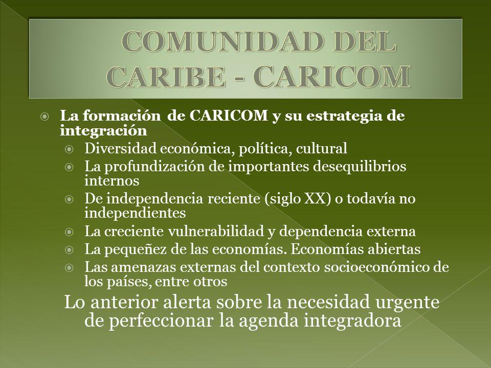 COMUNIDAD DEL CARIBE - CARICOM