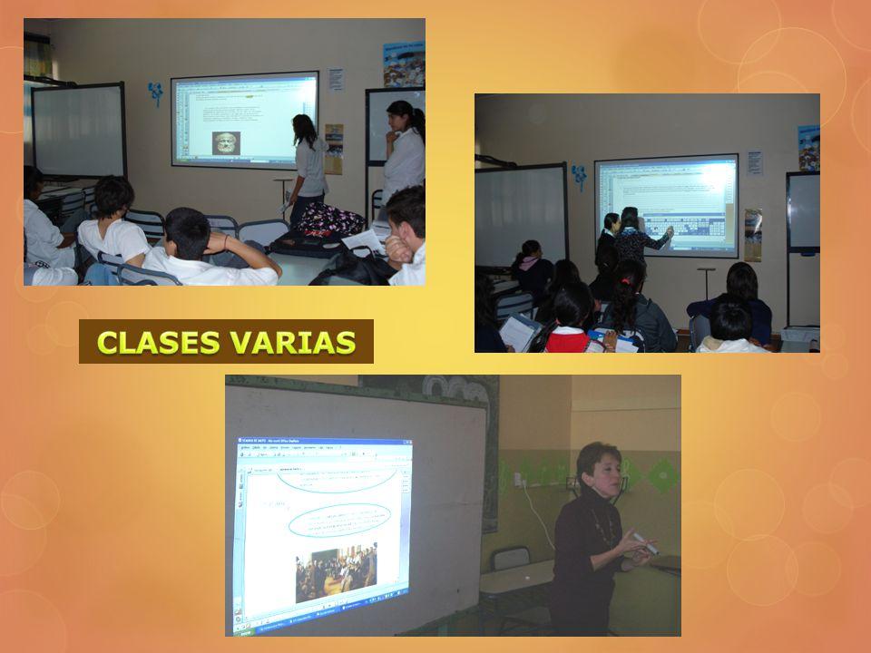 CLASES VARIAS