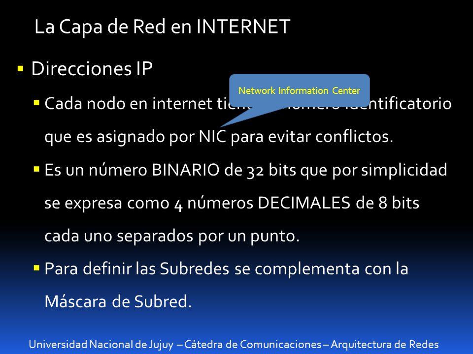Network Information Center